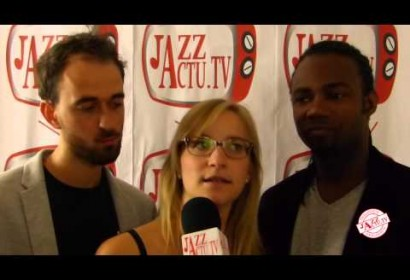 ~ Interview ~  Jazz Actu TV : 10/14